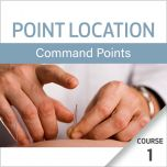 Point Location Series: Command Points - Course 1