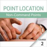 Point Location Series: Non-Command Points - Course 2