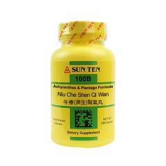 Sun Ten Achyranthes & Plantago Formula 100B Capsules