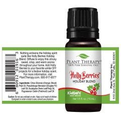 Plant Therapy Holly Berries Holiday Blend