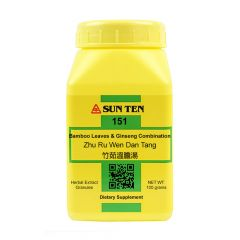 Sun Ten Bamboo Leaves & Ginseng Combination 151 Granules