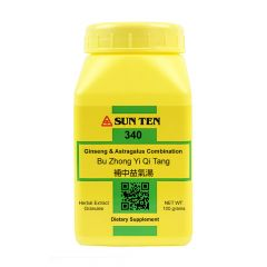 Sun Ten Ginseng & Astragalus Combination 340 Granules