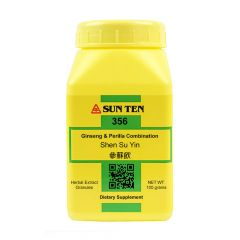 Sun Ten Ginseng & Perilla Combination 356 Granules