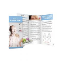 What is Acupuncture? Brochure