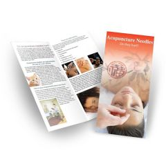 Acupuncture Needles: Do They Hurt? Brochure