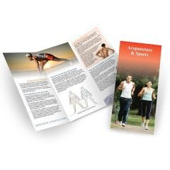 Acupuncture & Sports Brochure