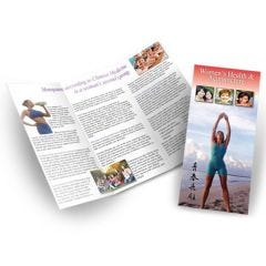 Women's Health and Acupuncture Brochure