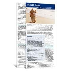 Cancer Education Card