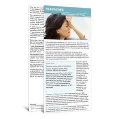Headaches Education Card