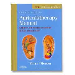 Auriculotherapy Manual - Fourth Edition