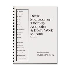 Basic MicroCurrent Therapy Acupoint & Bodywork Manual