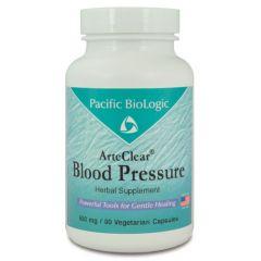 Pacific Biologic ArteClear: Blood Pressure