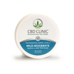 CBD Clinic Level 2: Mild-Moderate Large 200g
