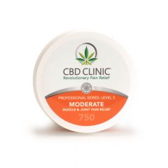 CBD Clinic Level 3: Moderate Large 200g