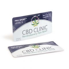 CBD Clinic Level 5: Pro Sport Sample