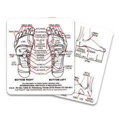 Reflex Foot Card