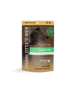 Charlotte's Web CBD Chews For Dogs - Cognition