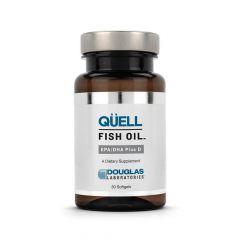 QÜELL Fish Oil® - EPA/DHA Plus D