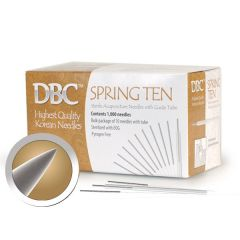 DBC™ Spring Ten Acupuncture Needles