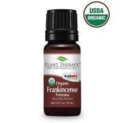 Plant Therapy Organic Frankincense Frereana Essential Oil