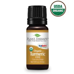 Plant Therapy Organic Turmeric CO2 Essential Oil
