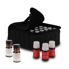 Alchemica Botanica Full Set of essential oils w/ absolutes & case