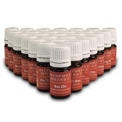 Alchemica Botanica Full Set of essential oils