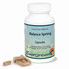 Evergreen Balance Spring - Capsules