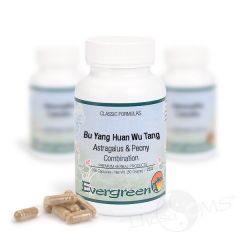 Evergreen Astragalus & Peony Combination - Capsules