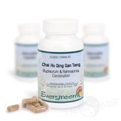 Evergreen Bupleurum & Rehmannia Combination - Capsules