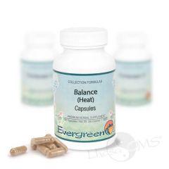 Evergreen Balance (Heat) - Capsules