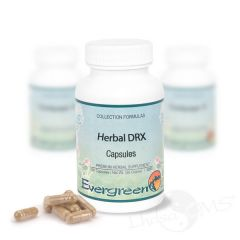 Evergreen Herbal DRX - Capsules