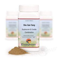 Evergreen Bupleurum & Evodia Combination - Granules