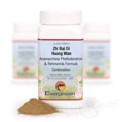 Evergreen Anemarrhena Phellodendron & Rehmannia Formula - Granules