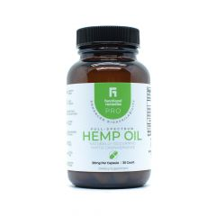 Functional Remedies Pro Hemp Oil Capsules 50mg