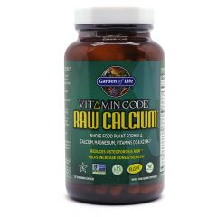 Vitamin Code® Raw Calcium