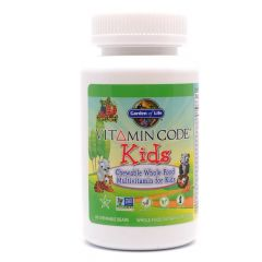 Vitamin Code® Kids Multivitamin Cherry Berry