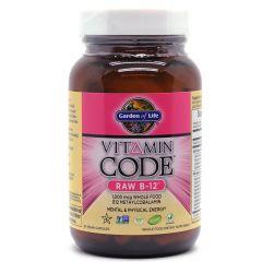 Vitamin Code® Raw B-12