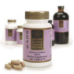 Golden Flower Astragalus Formula Tablets