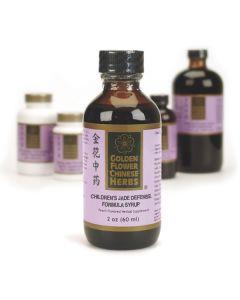 Golden Flower Children's Jade Defense Formula Syrup