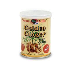 Golden Ginger Herb Hard Candy