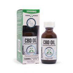 Green Roads CBD Oil 3500mg