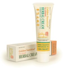 Golden Sunshine Herbal Cream