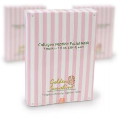 Golden Sunshine Collagen Peptide Facial Mask