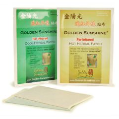 Golden Sunshine Far Infrared Patch