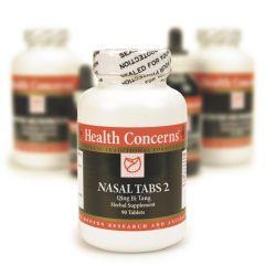 Health Concerns Nasal Tabs 2