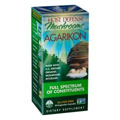 Host Defense Mushrooms Agarikon Capsules