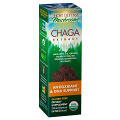 Host Defense Mushrooms Chaga Extract