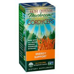 Host Defense Mushrooms Cordyceps Capsules