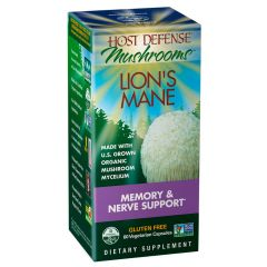 Host Defense Mushrooms Lion's Mane Capsules